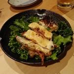 炭焼厨房 笑○ - 鶏焼き(2018.04)
