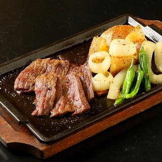茨城の食材が楽しめる