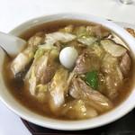中華料理広東亭 - とっても美味しい広東麺