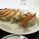 中華料理広東亭 - ギョーザ