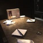 比内地鶏専門個室居酒屋 新宿比内 - 内部