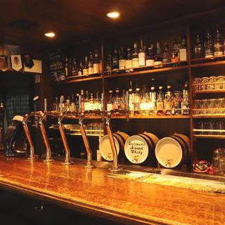 生ビールは鮮度が命。徹底した品質管理で本来の味と香りを堪能◎