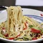 みぶうどん - 麺リフト
