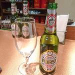 トラットリア さと - フォルストビール①