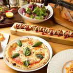 イタリア食堂 テラマーテル - 料理写真: