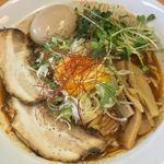 麺道舎 ぜくう - 料理写真:赤にぼし