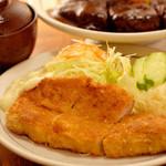とんかつオゼキ - 料理写真: