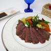 ピッコロ ピアット - 料理写真:国産黒毛和牛(イチボ)※ステーキコース