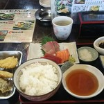 にぎり寿司・一品 まぐろ一徹 - 魚八定食