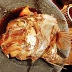 84802259 - 鯛の煮付け♪ ほんっとにおっきい₍₍ ( ๑॔˃̶◡˂̶๑॓)◞♡