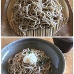 江戸東京そば源 - 料理写真:水源