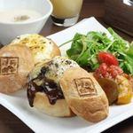 ビストロカフェ グラポン - 料理写真
