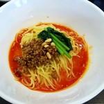 川龍 - 汁なし担々麺