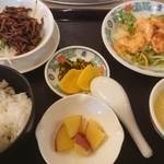 中華菜館 五福 - 日替わりランチ
