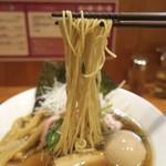 日本橋麺処こはる - 「特製醤油らぁめん」(1050円)