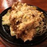 ボンド - 料理写真:チキン南蛮ステーキ 800円