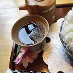 Kuriyakashikurogi - コーヒー