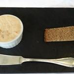 La Blanche - 豚肉のリエットとパン