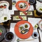 84820081 - 夕食:テーブルセッティング