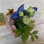 ラ・ブランシュ - お花