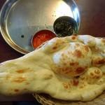 ネパール・インドレストラン&バー クオリティー - Cセット890円(バターチキン+本日のカレー)