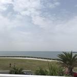 天龍 - ウミカジテラスからの海