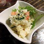 84821025 - 立呑みパラダイス 「ポテトサラダ」