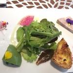 リストランテ サーヤ 究極のパスタ - 料理写真:
