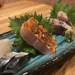 クニカゲ - お刺身5点盛