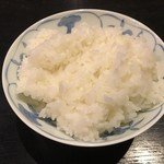 和食処みずの - ご飯