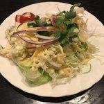 和食処みずの - 野菜サラダ