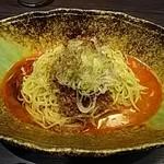 84824843 - 汁なし担担麺