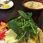 ナチュラ - 色々野菜のバーニャカウダ