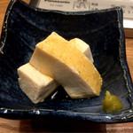 84825962 - 自家製胡麻豆腐