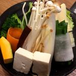 84825964 - 野菜盛り