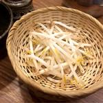 神戸しゃぶしゃぶ KAIRA - もやし(中華麺用)