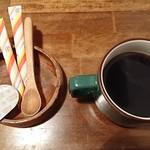 凛空 - コーヒー(HOT):400円→300円(セット価額)
