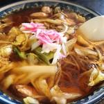 釜彦 - ☆スープ入り焼きそば☆