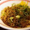 らあめん 広 - 料理写真:汁なし担々麺