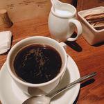 トラットリアチッチョ - コーヒー