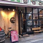 トラットリアチッチョ - お店の外観