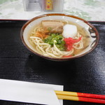 笑輪咲 - 料理写真:沖縄そば小