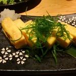 チーズタッカルビ×個室バル つぐみ - 苦情ネギと玉子焼き