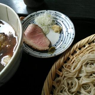 手打ち蕎麦と酒 佳蕎庵 - 料理写真: