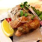 玄 - 鶏皮ギョウザ