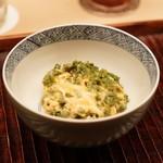 緒方 - ☆花山椒の玉子とじ丼