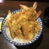 Tempuratenyoshi - 料理写真:はみだし海老天丼