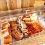 Bakery&Cafe BakeAwake - 食べ放題のパンは5種類