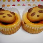 メープルハウス - 料理写真:パンダクッキーチーズケース@¥260-