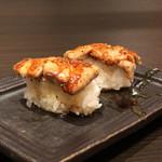 84834157 - フォアグラにぎり寿司